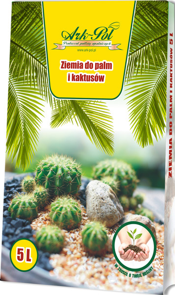 ziemia do palm i kaktusów j